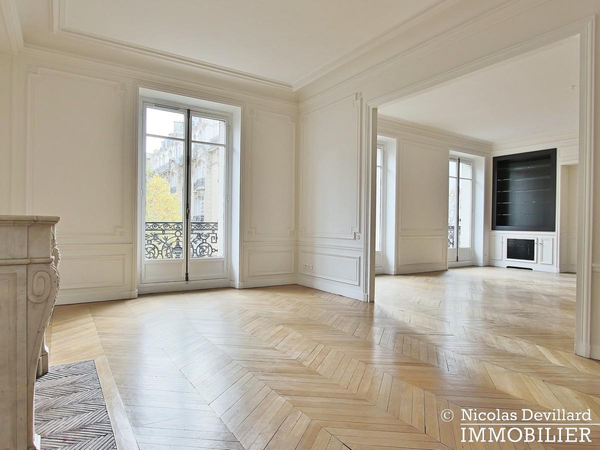 Avenue Victor Hugo – Splendide appartement de réception et familial – 75116 Paris (14)