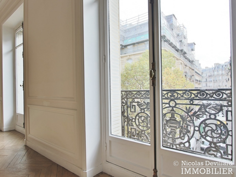 Avenue Victor Hugo – Splendide appartement de réception et familial – 75116 Paris (18)