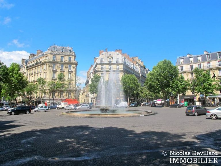 Avenue Victor Hugo – Splendide appartement de réception et familial – 75116 Paris (2)