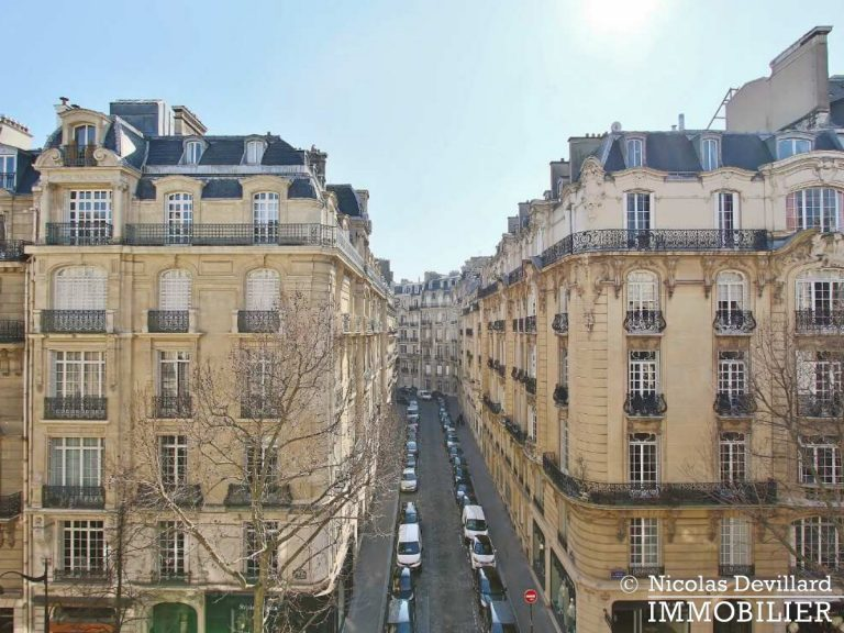 Avenue Victor Hugo – Splendide appartement de réception et familial – 75116 Paris (3)