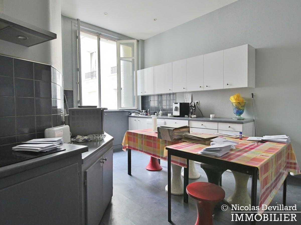 Plaine MonceauCourcelles – Très bel hausmannien (professionnel et habitation) – 75017 Paris (10)