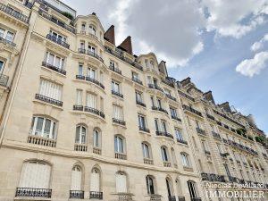 Plaine MonceauCourcelles – Très bel hausmannien (professionnel et habitation) – 75017 Paris (19)