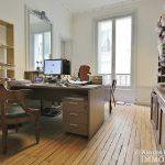 Plaine MonceauCourcelles – Très bel hausmannien (professionnel et habitation) – 75017 Paris (2)
