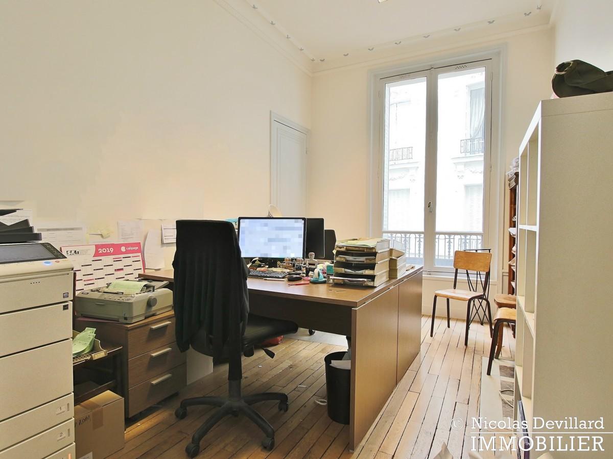 Plaine MonceauCourcelles – Très bel hausmannien (professionnel et habitation) – 75017 Paris (3)
