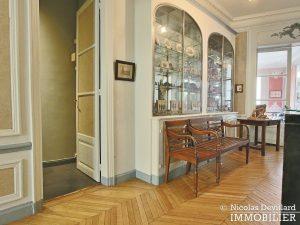 Plaine MonceauCourcelles – Très bel hausmannien (professionnel et habitation) – 75017 Paris (8)