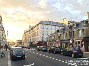 Saint LouisCarrés – Dernier étage de charme avec vue – 78000 Versailles (2)