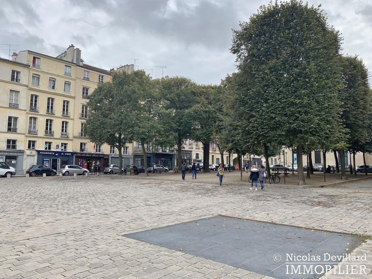 Saint LouisCarrés – Dernier étage de charme avec vue – 78000 Versailles (4)