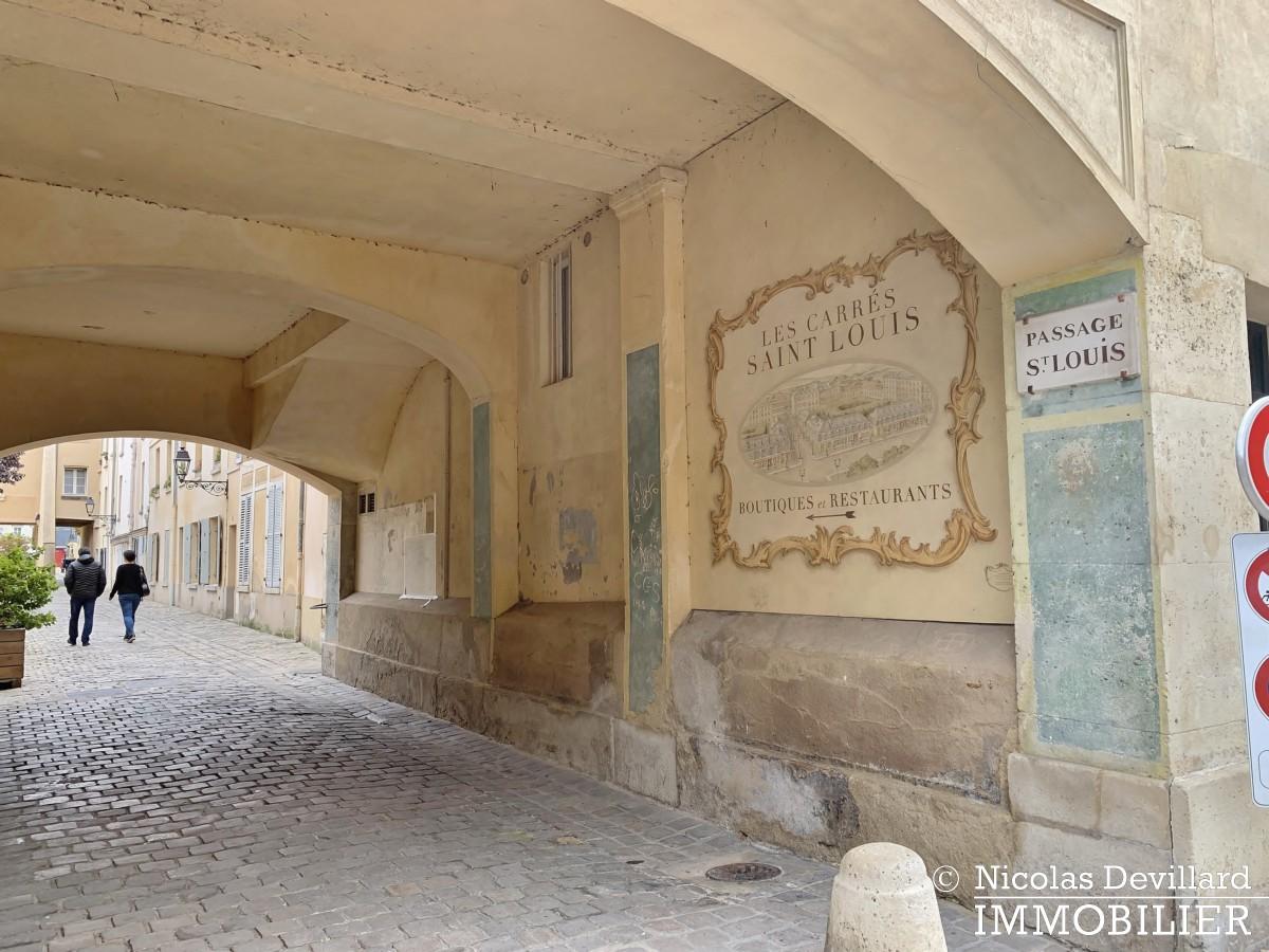 Saint LouisCarrés – Dernier étage de charme avec vue – 78000 Versailles (6)