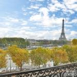 Alma Marceau – Duplex dernier étage, vue panoramique et prestations luxueuses – 75116 Paris (13)