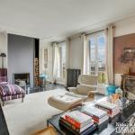 Alma Marceau – Duplex dernier étage, vue panoramique et prestations luxueuses – 75116 Paris (17)