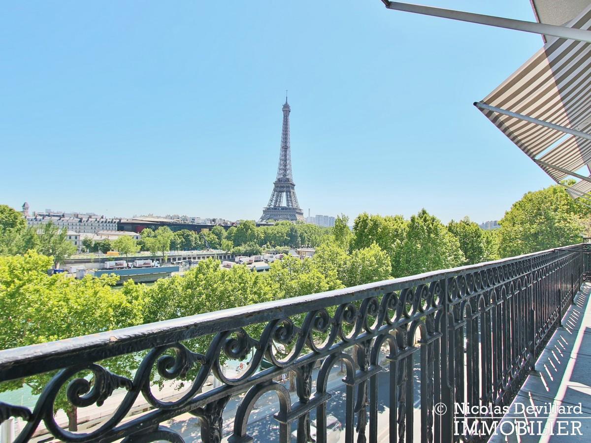 Alma Marceau – Duplex dernier étage, vue panoramique et prestations luxueuses – 75116 Paris (23)