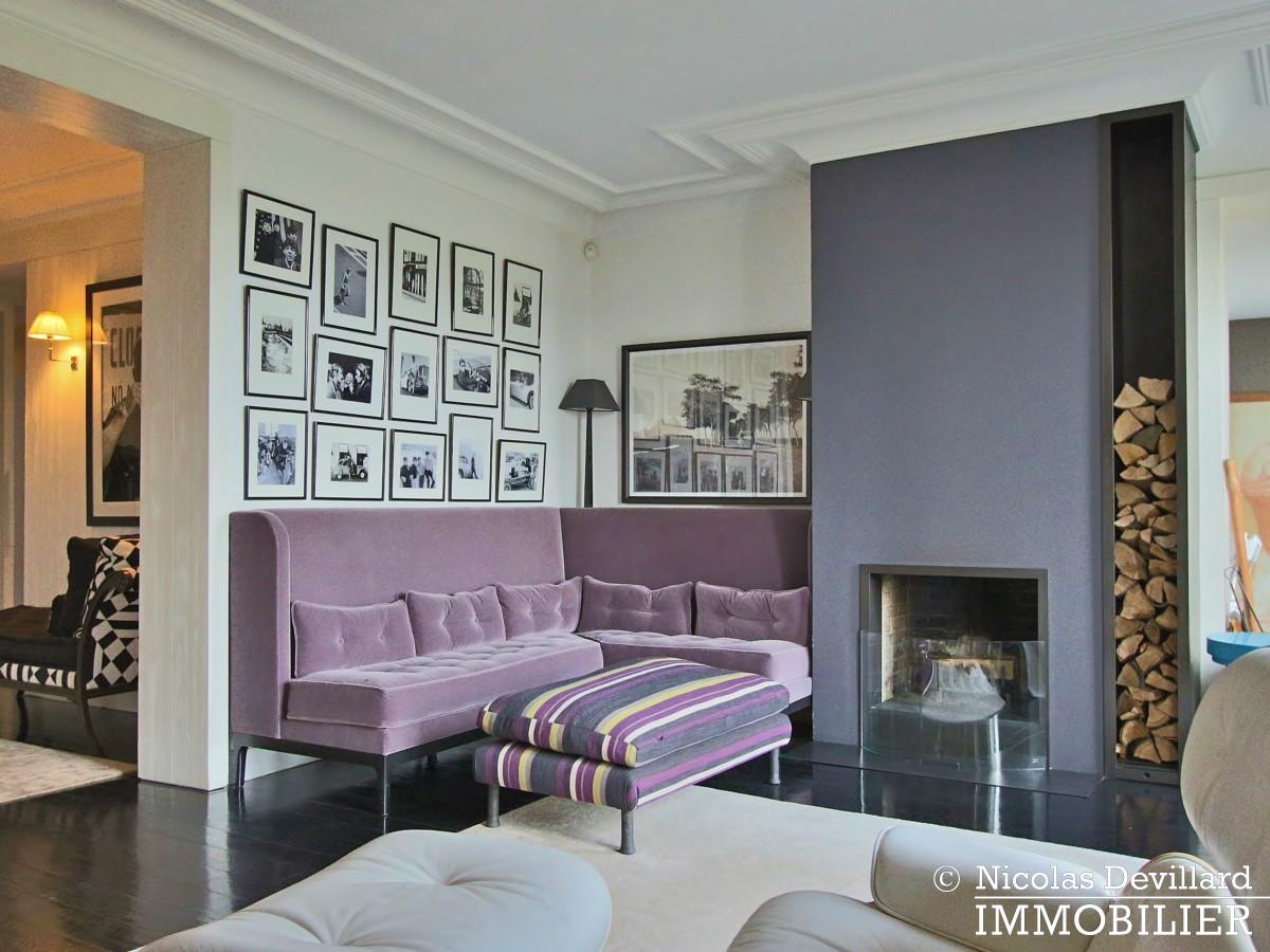 Alma Marceau – Duplex dernier étage, vue panoramique et prestations luxueuses – 75116 Paris (28)