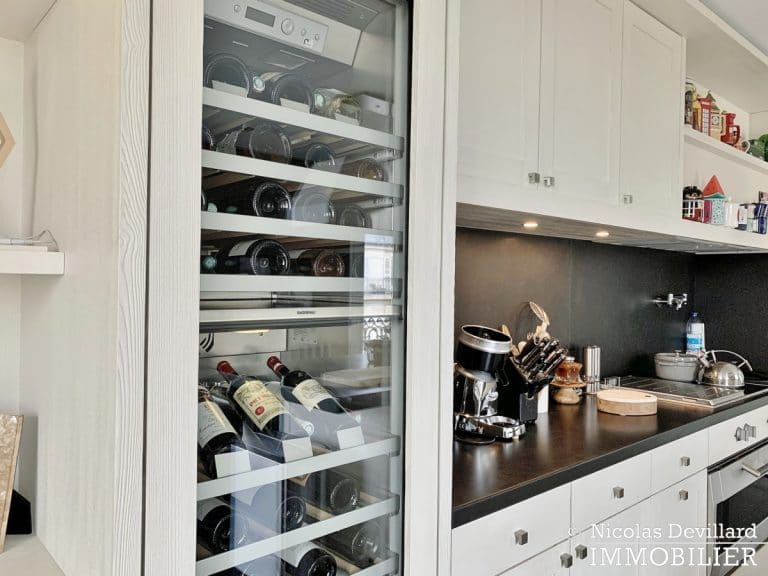 Alma-Marceau – Duplex dernier étage, vue panoramique et prestations luxueuses – 75116 Paris (22)