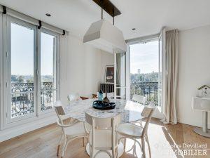 Alma Marceau – Duplex dernier étage, vue panoramique et prestations luxueuses – 75116 Paris (41)