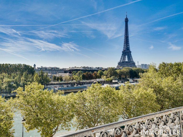 Alma-Marceau – Duplex dernier étage, vue panoramique et prestations luxueuses – 75116 Paris (42)
