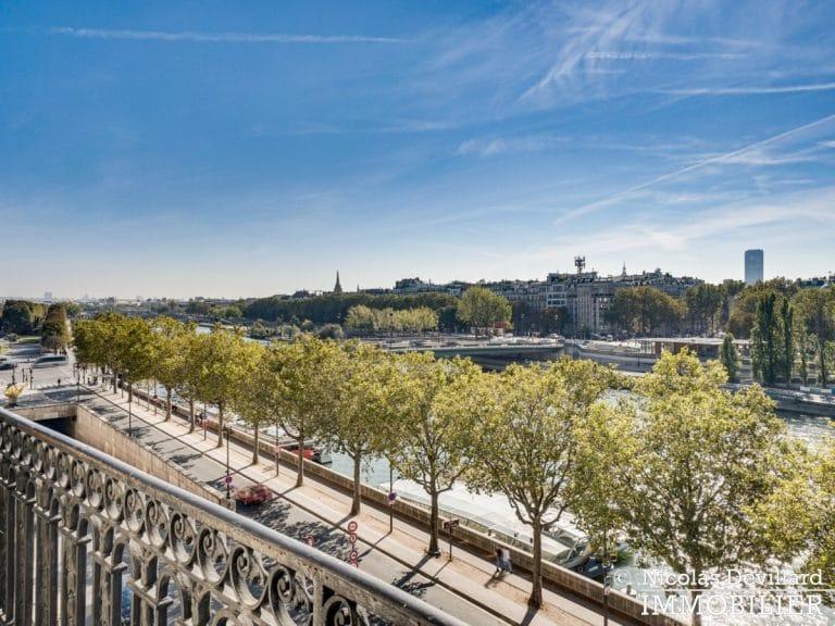 Alma-Marceau – Duplex dernier étage, vue panoramique et prestations luxueuses – 75116 Paris (43)