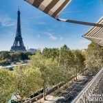 Alma Marceau – Duplex dernier étage, vue panoramique et prestations luxueuses – 75116 Paris (45)