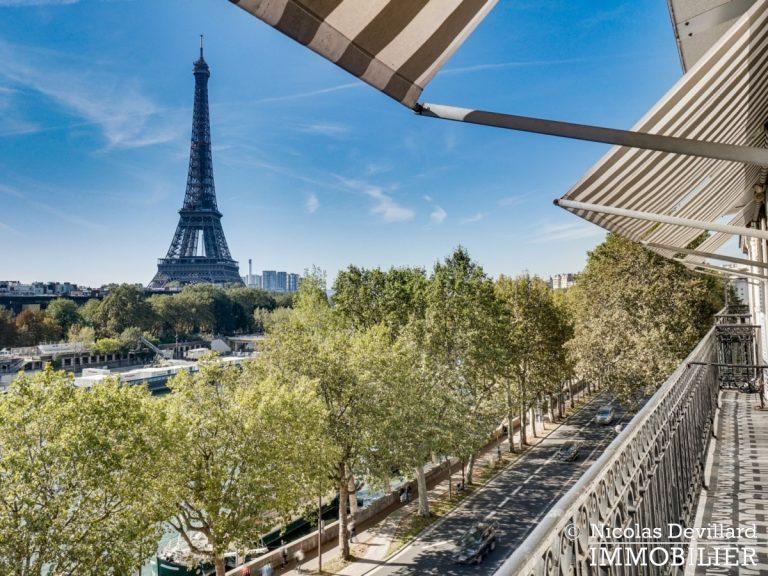 Alma-Marceau – Duplex dernier étage, vue panoramique et prestations luxueuses – 75116 Paris (45)