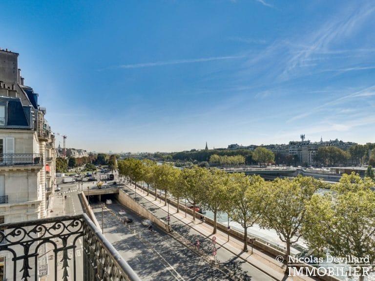 Alma-Marceau – Duplex dernier étage, vue panoramique et prestations luxueuses – 75116 Paris (46)