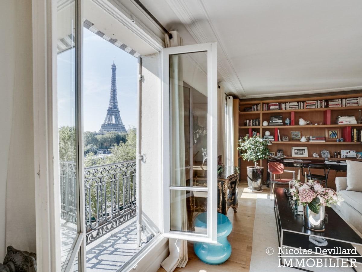 Alma Marceau – Duplex dernier étage, vue panoramique et prestations luxueuses – 75116 Paris (48)