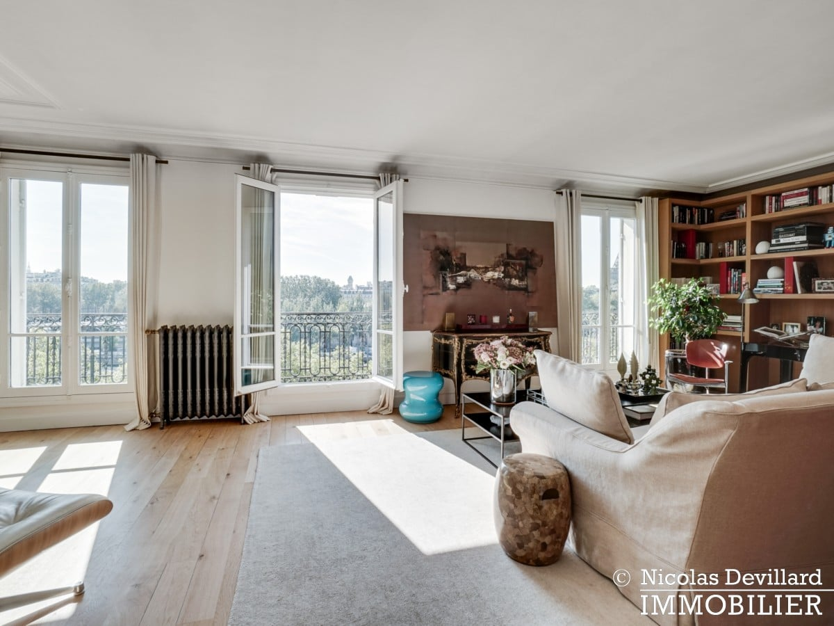 Alma Marceau – Duplex dernier étage, vue panoramique et prestations luxueuses – 75116 Paris (49)