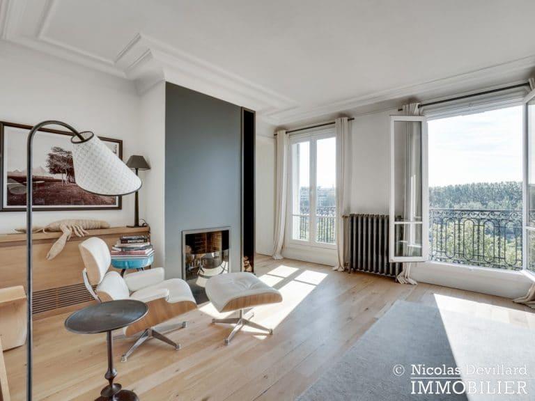 Alma-Marceau – Duplex dernier étage, vue panoramique et prestations luxueuses – 75116 Paris (50)