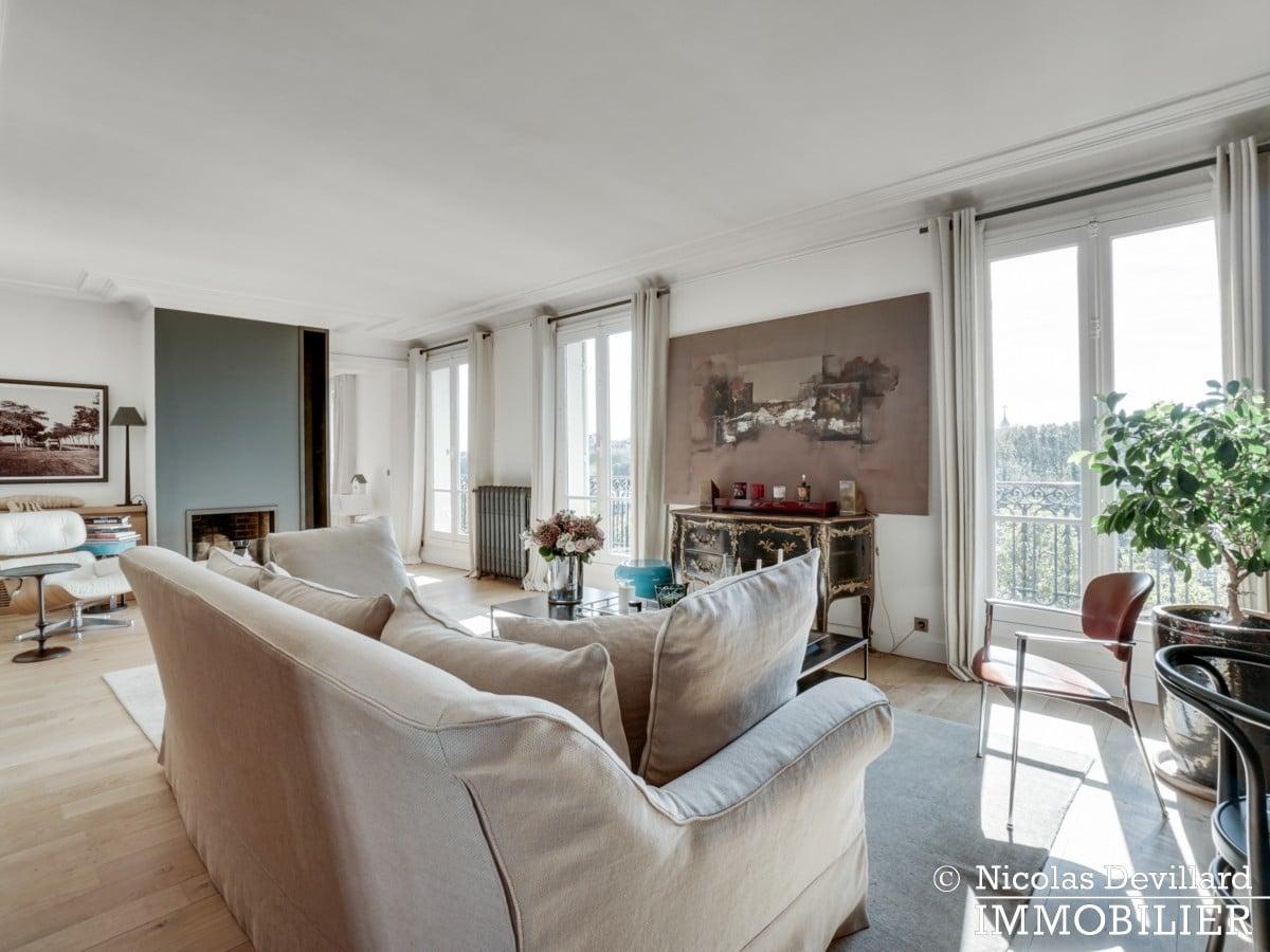 Alma Marceau – Duplex dernier étage, vue panoramique et prestations luxueuses – 75116 Paris (53)