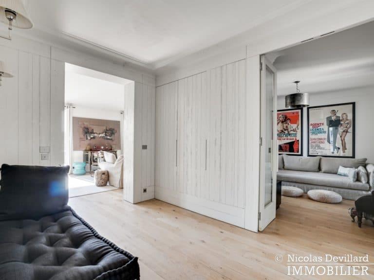 Alma-Marceau – Duplex dernier étage, vue panoramique et prestations luxueuses – 75116 Paris (56)