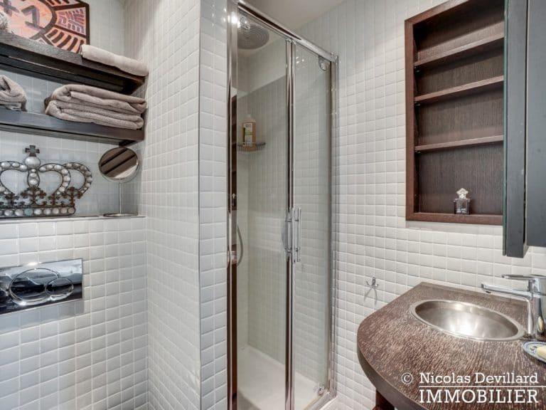 Alma-Marceau – Duplex dernier étage, vue panoramique et prestations luxueuses – 75116 Paris (63)