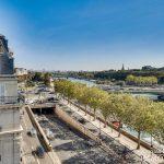 Alma Marceau – Duplex dernier étage, vue panoramique et prestations luxueuses – 75116 Paris (64)