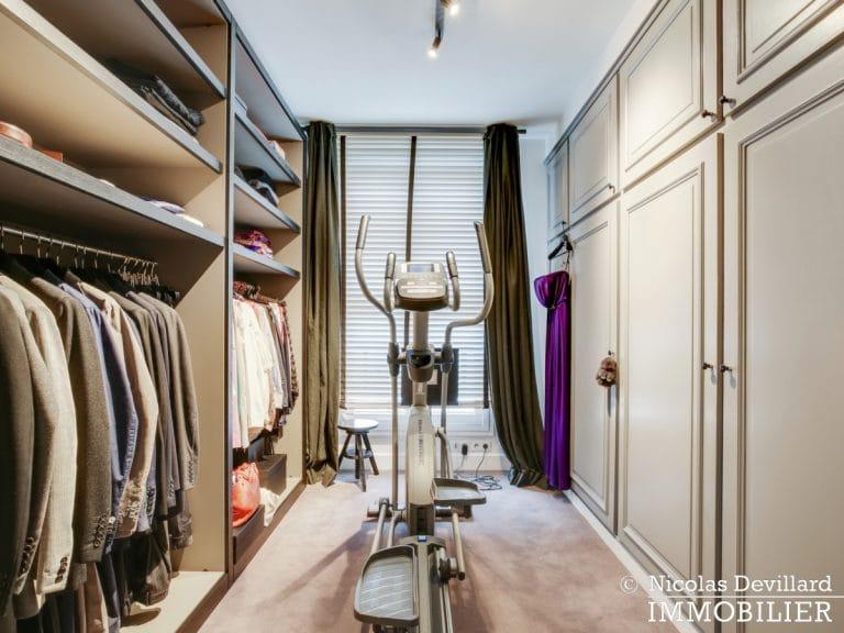 Alma-Marceau – Duplex dernier étage, vue panoramique et prestations luxueuses – 75116 Paris (8)