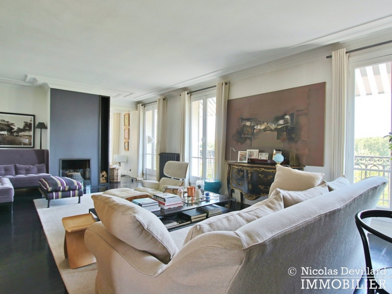 AlmaMarceau – Top-floor with panoramic view and high quality features – Paris 16th (2)