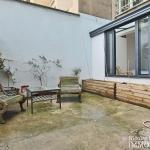 Félix Faure – Calme et charme autour d'un patio dans un hôtel particulier – 75015 Paris (21)