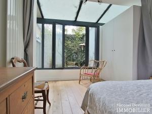 Félix Faure – Calme et charme autour d'un patio dans un hôtel particulier – 75015 Paris (4)