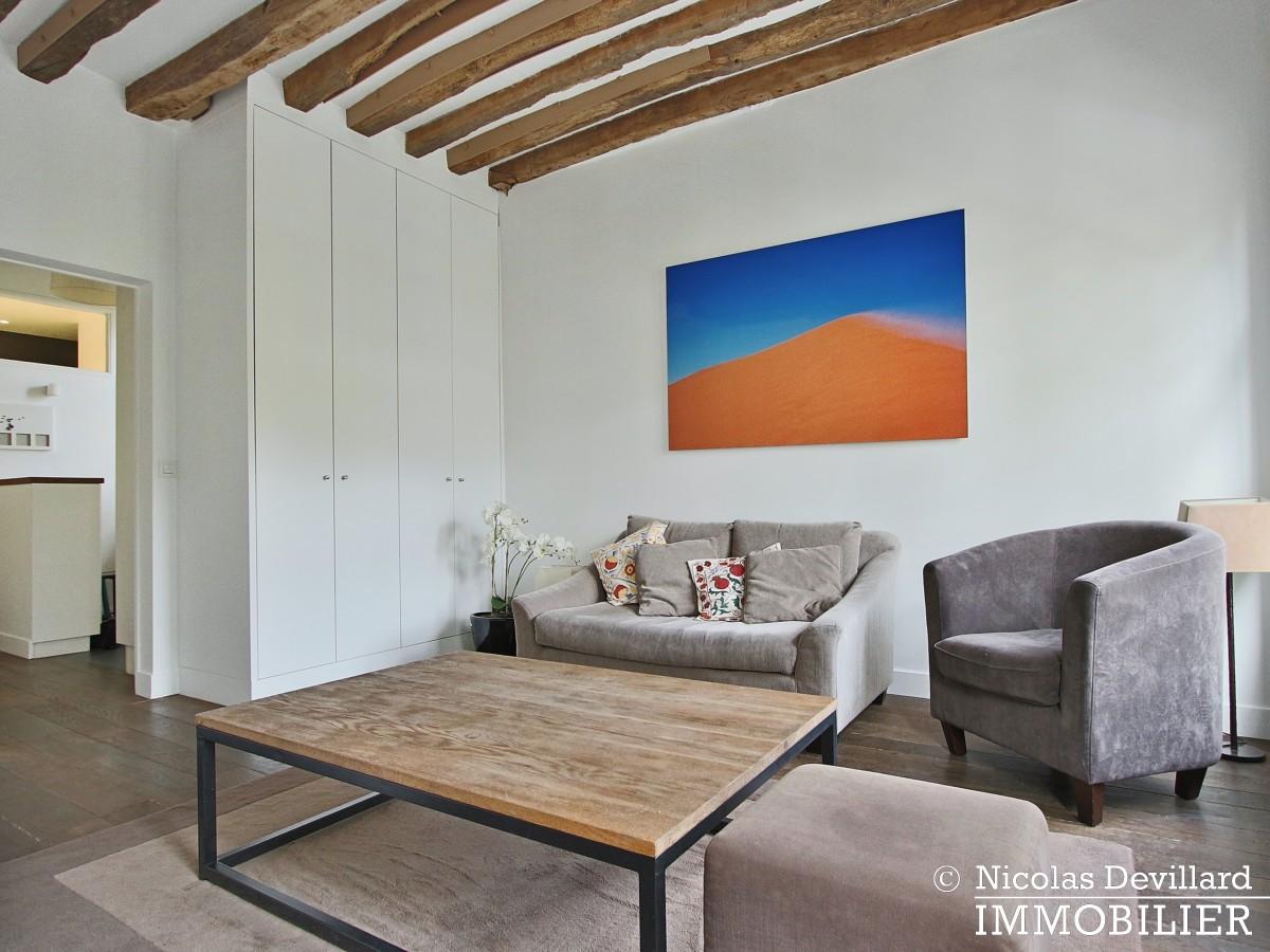 Haut Marais – Lumineux, spacieux et élégant – 75003 Paris (13)