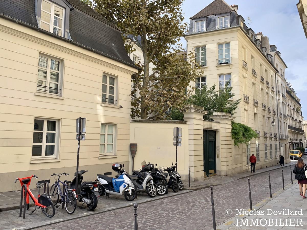 Haut Marais – Lumineux, spacieux et élégant – 75003 Paris (8)