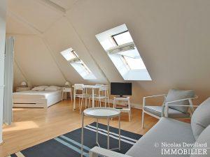 MadeleineSt Augustin – Dernier étage, vue, calme et soleil – 75008 Paris (13)