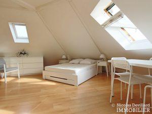 MadeleineSt Augustin – Dernier étage, vue, calme et soleil – 75008 Paris (14)
