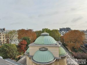 MadeleineSt Augustin – Dernier étage, vue, calme et soleil – 75008 Paris (17)