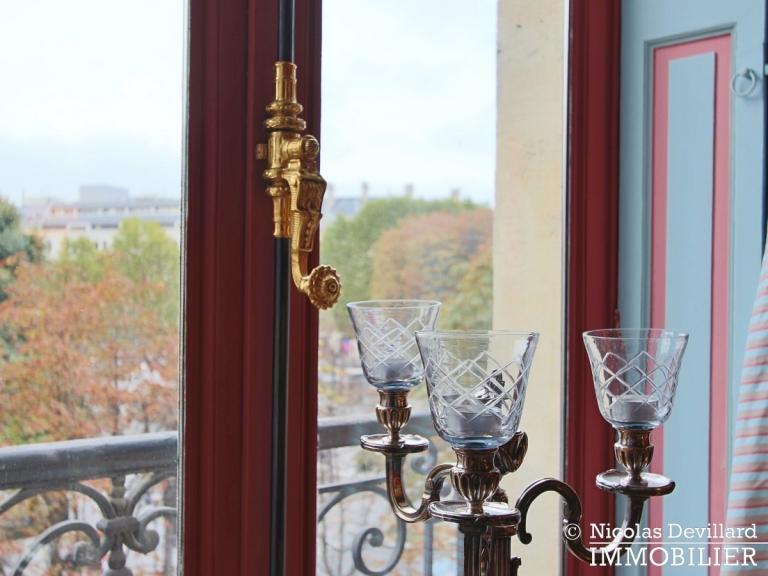 Avenue Montaigne – Somptueux appartement de réception avec terrasse – 75008 Paris (14)