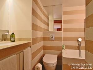Avenue Montaigne – Somptueux appartement de réception avec terrasse – 75008 Paris (17)