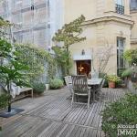 Avenue Montaigne – Somptueux appartement de réception avec terrasse – 75008 Paris (30)