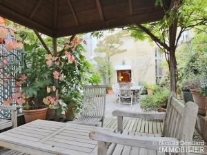 Avenue Montaigne – Somptueux appartement de réception avec terrasse – 75008 Paris (31)