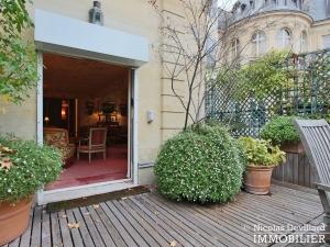 Avenue Montaigne – Somptueux appartement de réception avec terrasse – 75008 Paris (33)