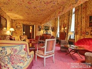 Avenue Montaigne – Somptueux appartement de réception avec terrasse – 75008 Paris (34)