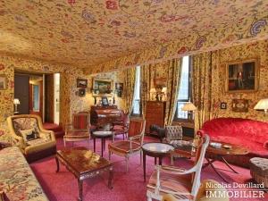 Avenue Montaigne – Somptueux appartement de réception avec terrasse – 75008 Paris (36)