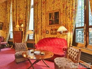Avenue Montaigne – Somptueux appartement de réception avec terrasse – 75008 Paris (37)