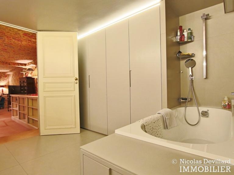 Avenue Montaigne – Somptueux appartement de réception avec terrasse – 75008 Paris (45)