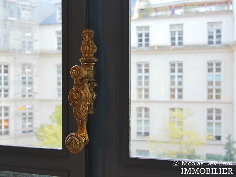 Avenue Montaigne – Somptueux appartement de réception avec terrasse – 75008 Paris (5)