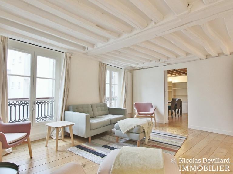 Bonne NouvelleHauteville – Plan parfait, charme et lumière – 75010 Paris (15)
